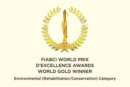FIABCI World Prix D'Excellence Awards Word Gold Winner