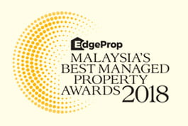 EdgeProp Malaysia's Best Managed Property Awards 2018