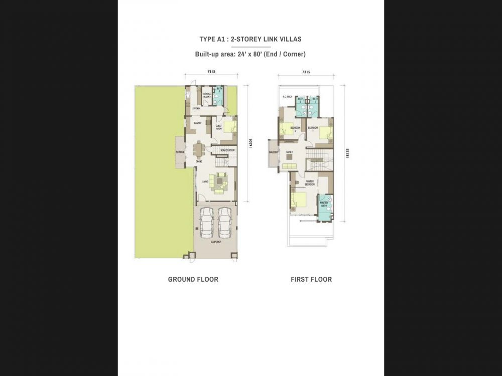 Type-A1-2-Storey-Link-Villas