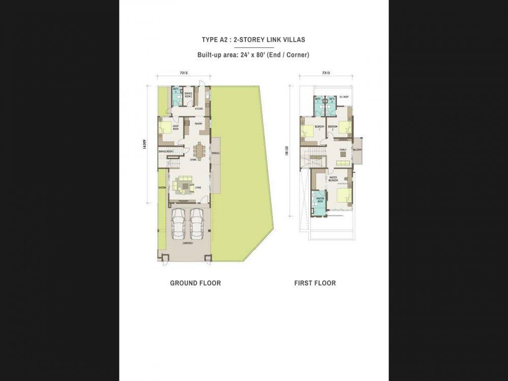 Type-A2-2-Storey-Link-Villas