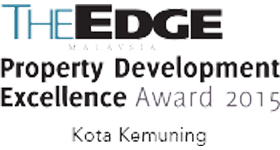 The Edge Property Development Excellence Award 2015