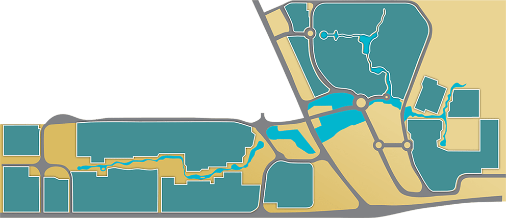 Bandar Botanic Master Plan