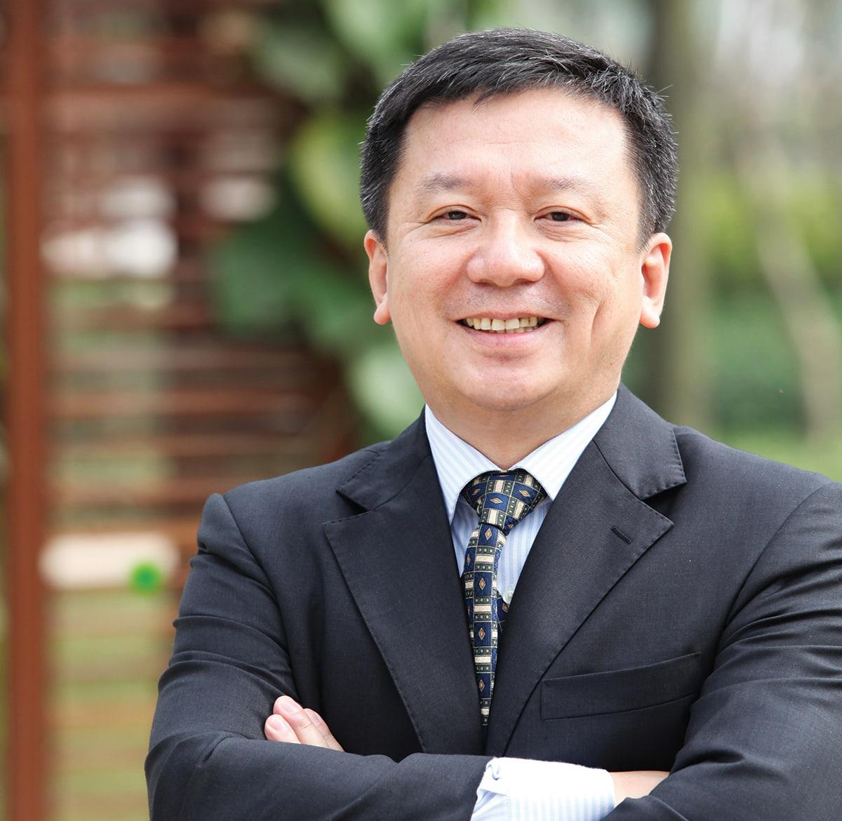 Lim You Kuang, General Manager of Bukit Bantayan Residences