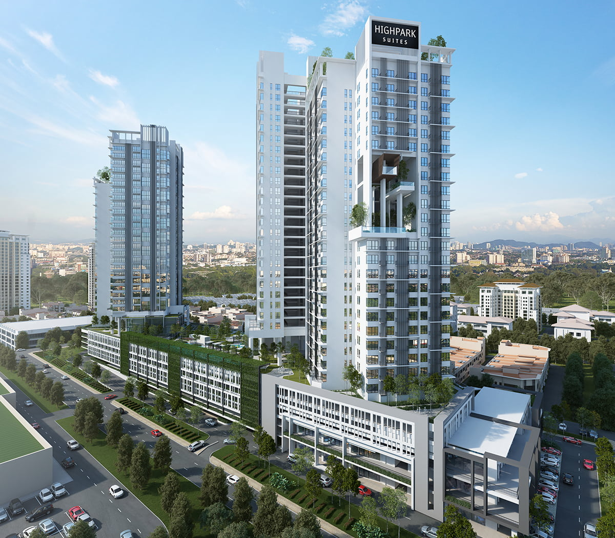Gamuda Land's HighPark Suites in Petaling Jaya is one of the residential properties in the Klang Valley where Maybank Islamic's HouzKEY scheme is applicable.