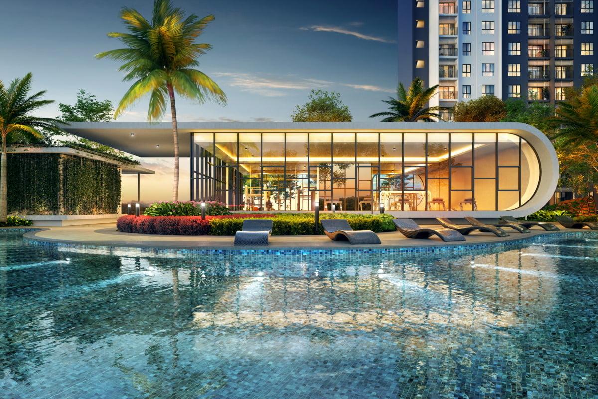 现代人买房已经不只是看重房子构造和地点,更重要的是当地的社区发展。金务大置地(Gamuda Land)旗下以打造可持续发展智能城镇为目标的Gamuda Cove,早前推出项目中首个服务式公寓,在与Paya Indah湿地公园及Kuala Langat森林保留地毗邻的情况下,即便不开车出门,也能享有舒适的绿色环境。