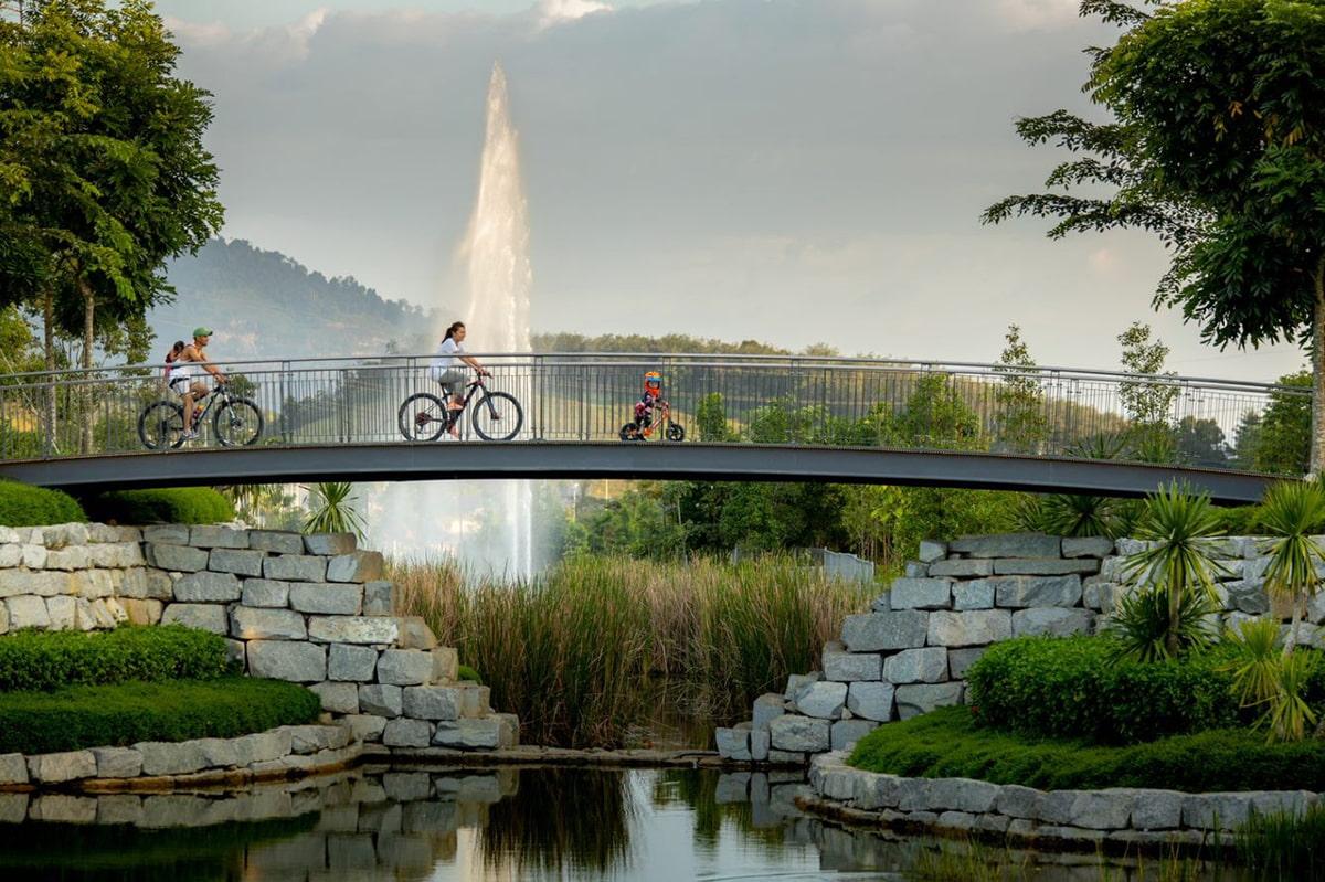 Gamuda Gardens Central Park