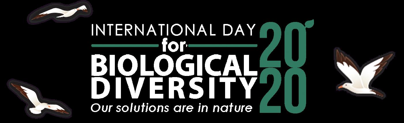 International Day for Biological Diversity 2020