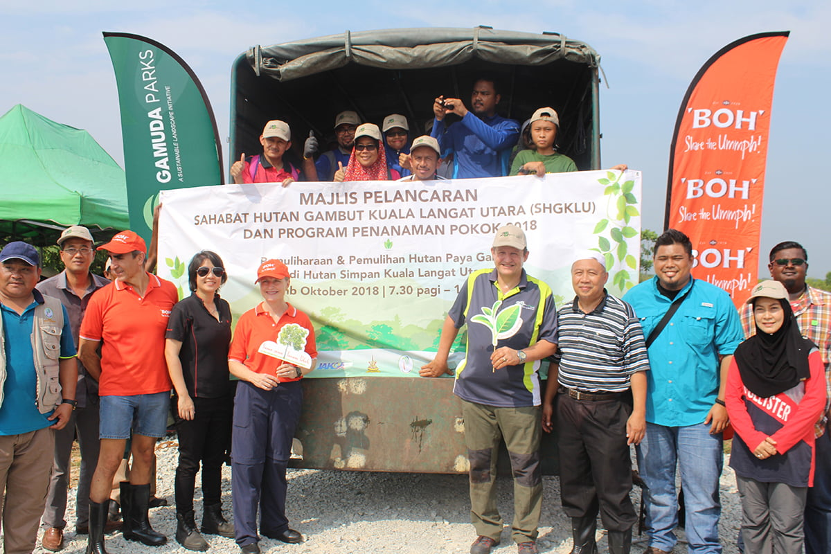 Gamuda Land supports local communities through environmental and social activities that make a difference.