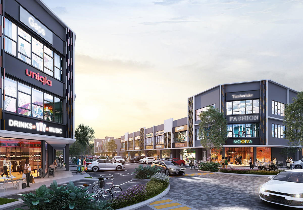 Jade Square comprises a mix of tenants curated for multi-generational living, such as tuition centres, pre-school, pharmacy and F&B outlets