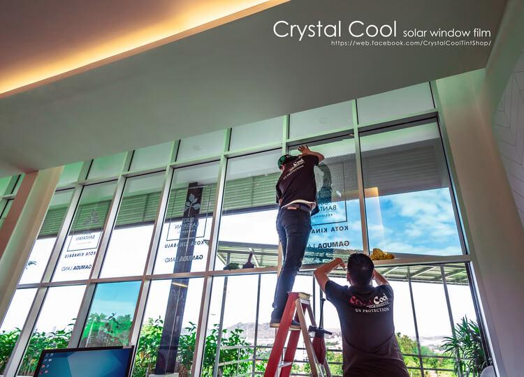 Crystal Cool Tint