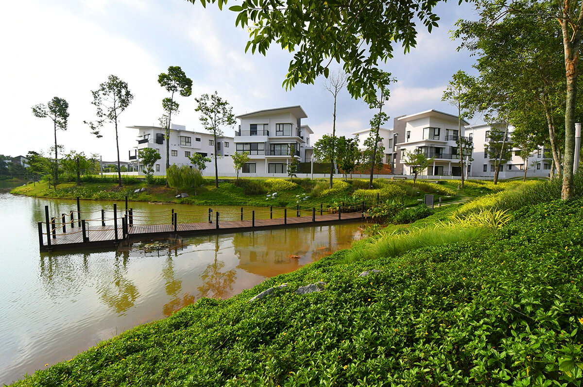 "Jade Hills in Kajang is also award- winning project by Gamuda Land. (Photo by Low Yen Yeing)"" — Ngan"