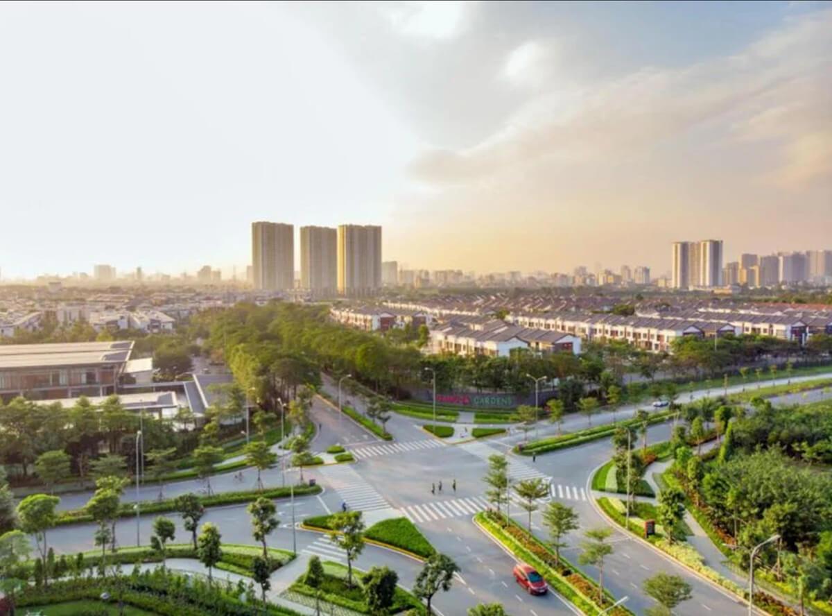 Perbandaran Gamuda City, pembangunan luar negara pertama Gamuda Land di Hanoi