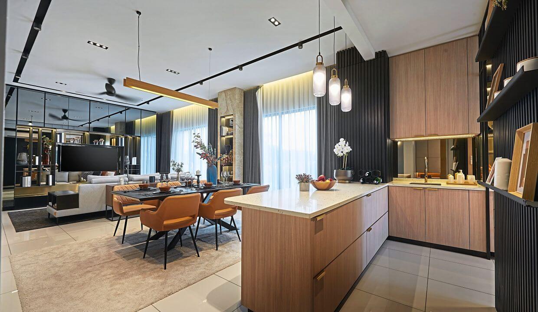 Mindful home design that draws natural lighting and ventilation indoor.