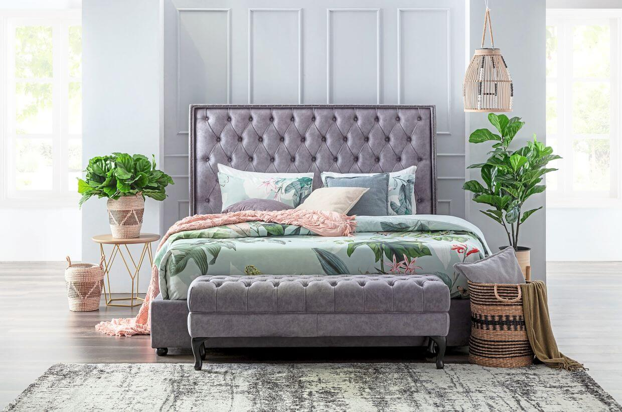 Harvey Norman's sumptuous bedding range is perfect for a good night's sleep.