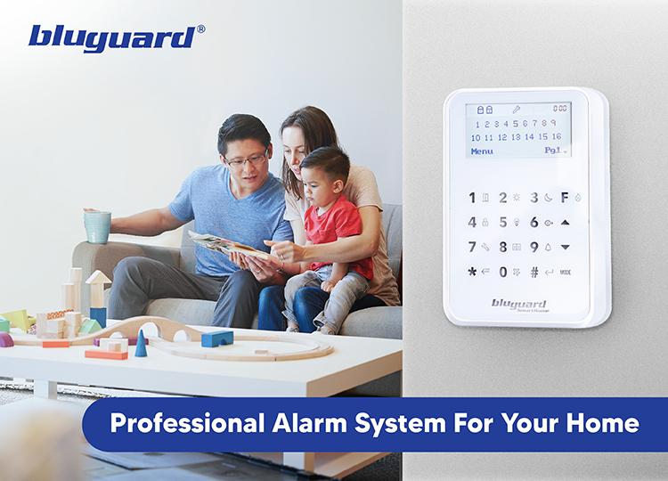 Bluguard Home System