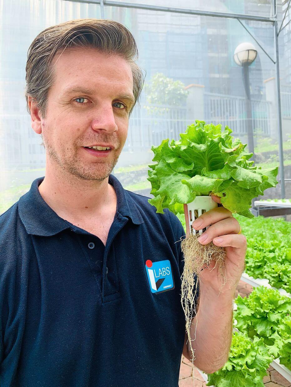Van Leeuwen is looking at other Sunway properties to incorporate urban farming.